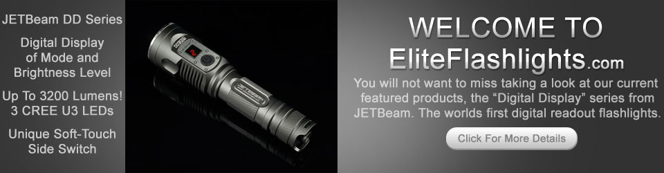 JETBeam Digital Display Series - Click for more info